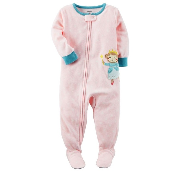 Toddler Carter s Footed Pajama Sleeper 2T. NWT 68dfe34e4